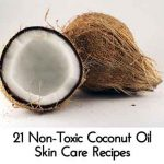 21 Non-Toxic Coconut Oil Skin Care Recipes