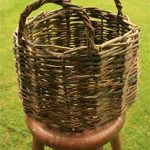 How To Weave A Bramble Basket
