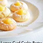 Lemon Curd Cookie Recipe