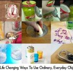 32 Life Changing Ways To Use Ordinary, Everyday Objects