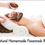 10 Natural Homemade Facemask Recipes