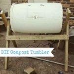 DIY Compost Tumbler!