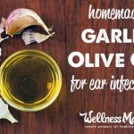 Garlic Olive Oil for Ear Infection