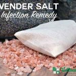 Lavender Salt Ear Infection Remedy