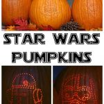 Awesome No-Carve Star Wars Pumpkins
