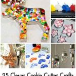 25 Clever Cookie Cutter Crafts