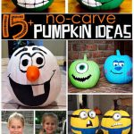15+ No-Carve Pumpkin Ideas