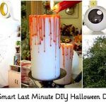42 Super Smart Last Minute DIY Halloween Decorations