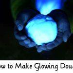 How to Make Glowing Dough