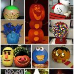 150 Creative Pumpkin Ideas for Halloween