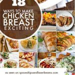 18 Ways to Make Chicken Breast Exciting