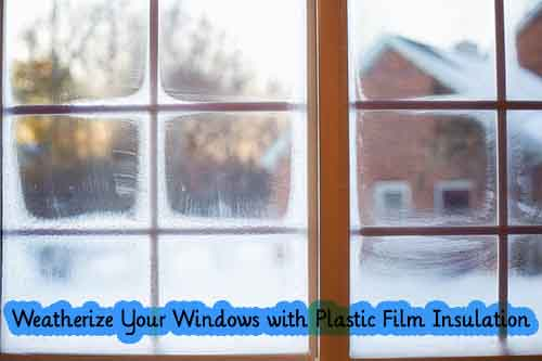 While You Are Looking Into The Best Ways To Insulate Your Drafty Windows This Winter Apart From Replacing Them I Came Across Article