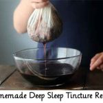 Homemade Deep Sleep Tincture Recipe