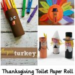 Thanksgiving Toilet Paper Roll Craft Ideas For Kids