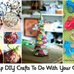 43 Cheap DIY Crafts To Do With Your Children