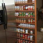 How To Build A Slimline Can Storage Pull Out Rack