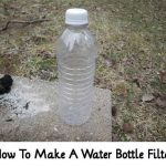 How To Make A Water Bottle Filter