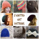8 Knitted Hat Patterns