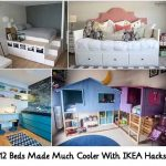 12 Beds Made Much Cooler With IKEA Hacks