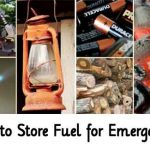 How to Store Fuel for Emergencies