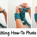 Arm Knitting How-To Photo Tutorial