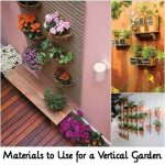 Materials to Use for a Vertical Garden