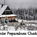 Winter Preparedness Checklist