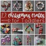 12 Easy Christmas Crafts For Kids