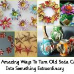 20 Amazing Ways To Turn Old Soda Cans Into Something Extraordinary
