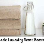 Homemade Laundry Scent Booster Recipe