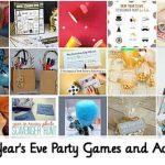 New Year's Eve Party Games and Activities