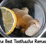 The Best Toothache Remedy
