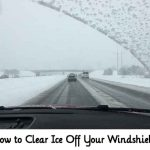 How to Clear Ice Off Your Windshield