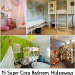 15 Super Cozy Bedroom Hideaways