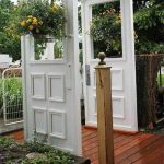 12+ Ideas For Doors & Windows In The Garden
