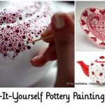 15 Do-It-Yourself Pottery Painting Ideas