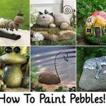 How To Paint Pebbles!