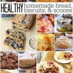 Homemade Breads, Biscuits & Scones