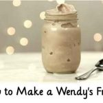 How to Make a Wendy's Frosty