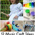 12 Music Craft Ideas