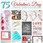 75 Valentine's Day Free Printables