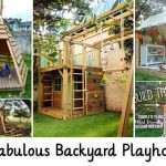 16 Fabulous Backyard Playhouses