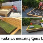 How to make an amazing Grass Day Bed