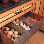 7 Clever Root Vegetable Drawers and Bins for the Kitchen