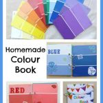 Homemade Colour Book