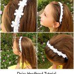 Daisy Headband Tutorial