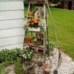 19 Surprisingly Awesome DIY Garden Decorations