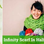 Arm Knitting Tutorial – Make Your Own Infinity Scarf In Half An Hour!