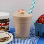 Strawberry Nutella Smoothie Recipe