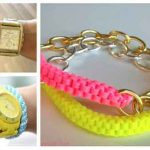 DIY Fast & Easy Fashionable Bracelets